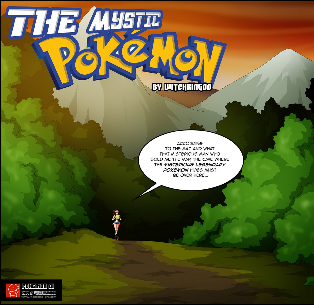 The Mystic Pokemon