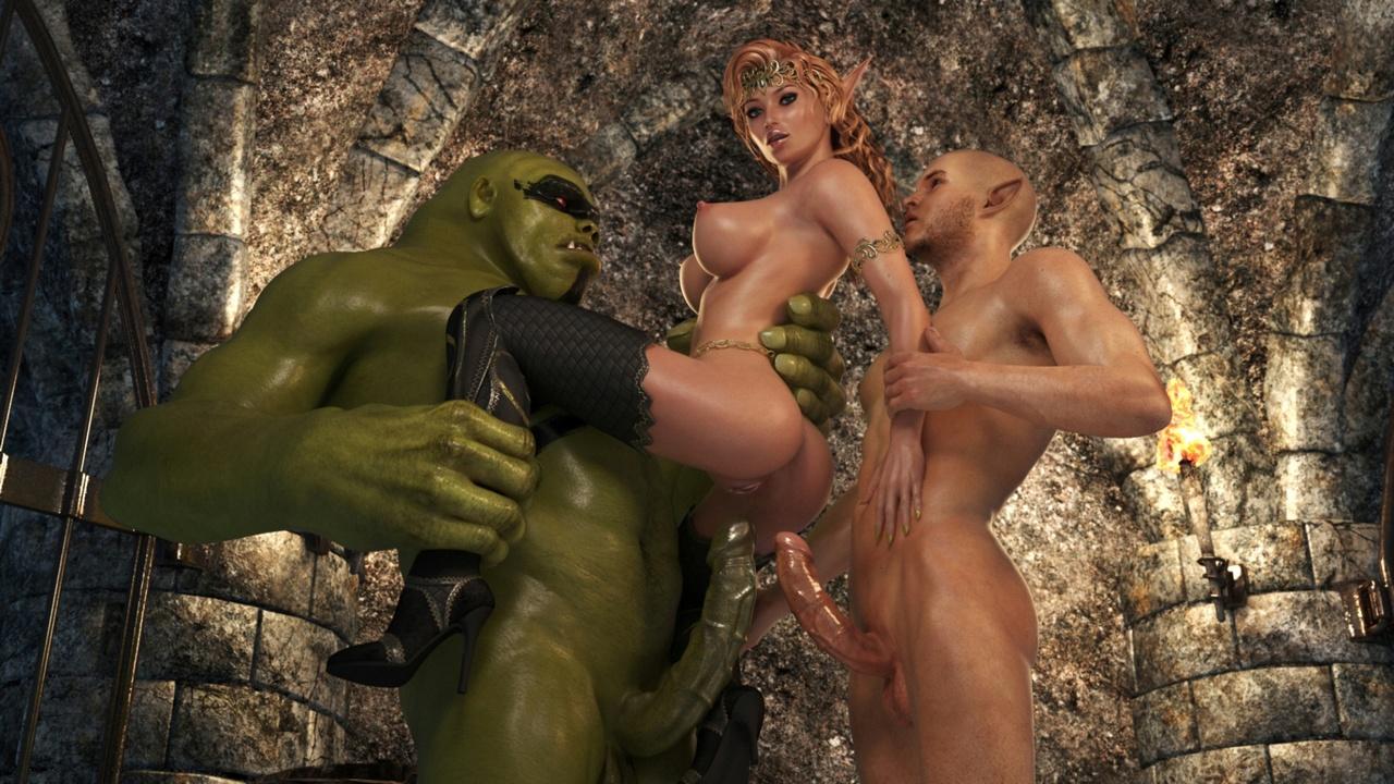 Смотреть порно на эльфов, эльфы » смотреть порно мультики, порно комиксы 9 фотография