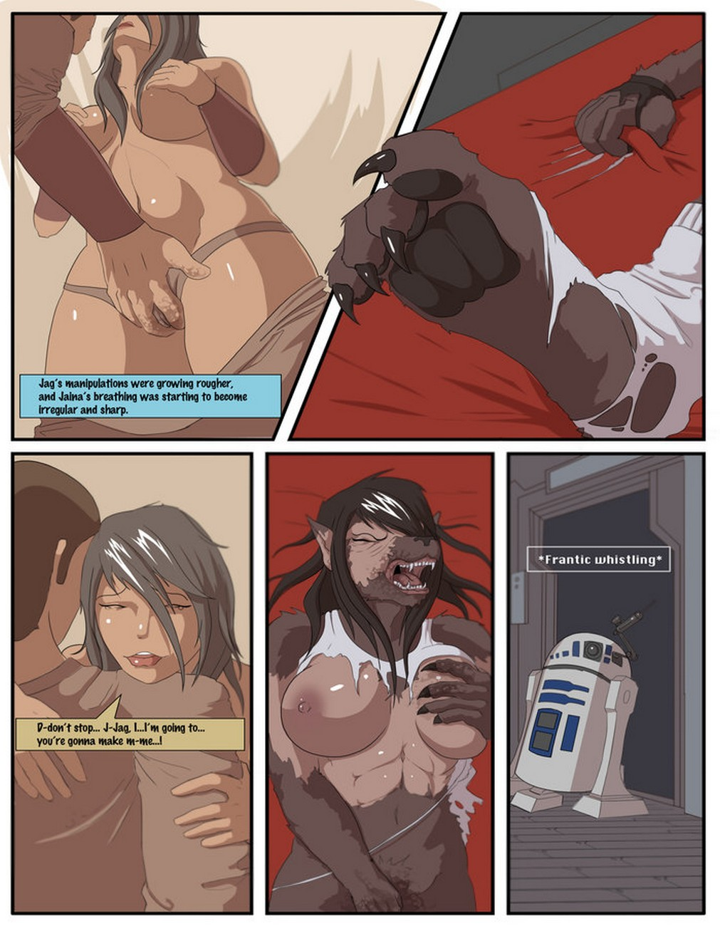 Desolate Jedi
