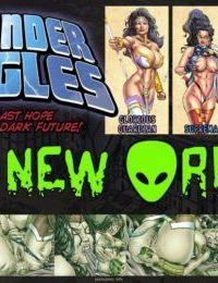 Thunder Eagles The new order