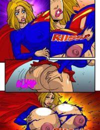 ExpantionFan- SuperGirl's Super Boobs