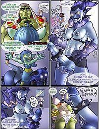 Shia- A Warcraftian Bachelor Party
