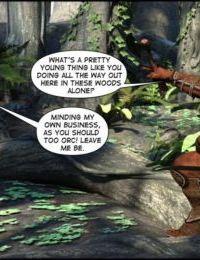 Redrobot3D- Tales of Hallow