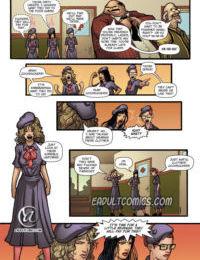 Schoolgirls Revenge 12