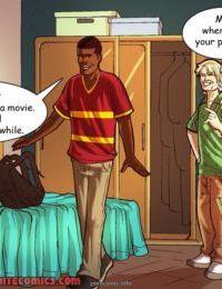 BlacknWhite- Online Dating Dilemma