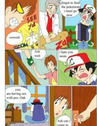 Pokemon-Mom Son Sex