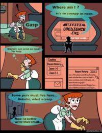Dexter's Lab – MomDark-er 2