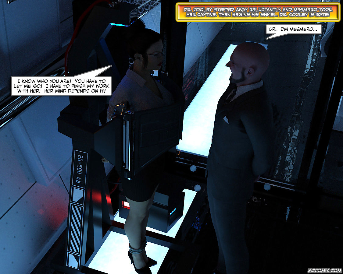 Jpeger- Mesmero's Club – Episode 09