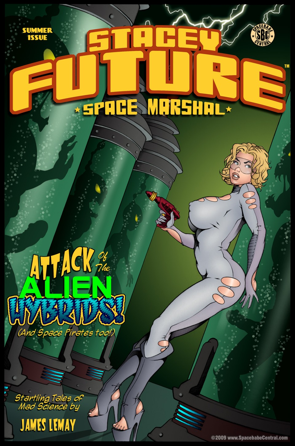 Stacey Future-Space Marshal 2- James Lemay