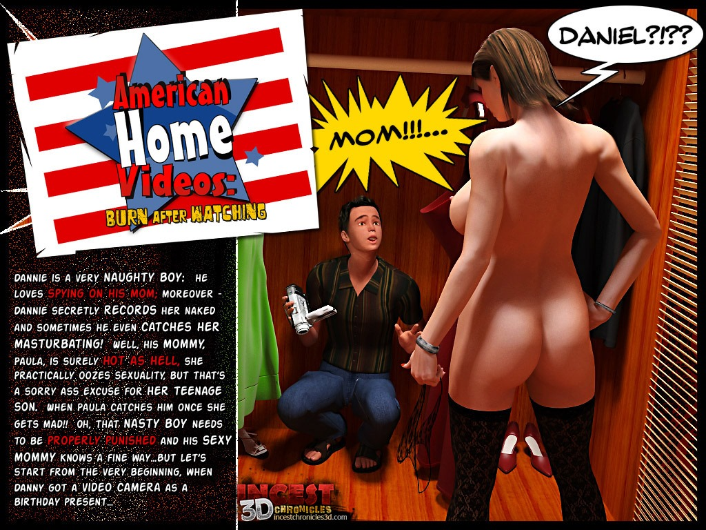 American Home Video- Incest3DChronicles