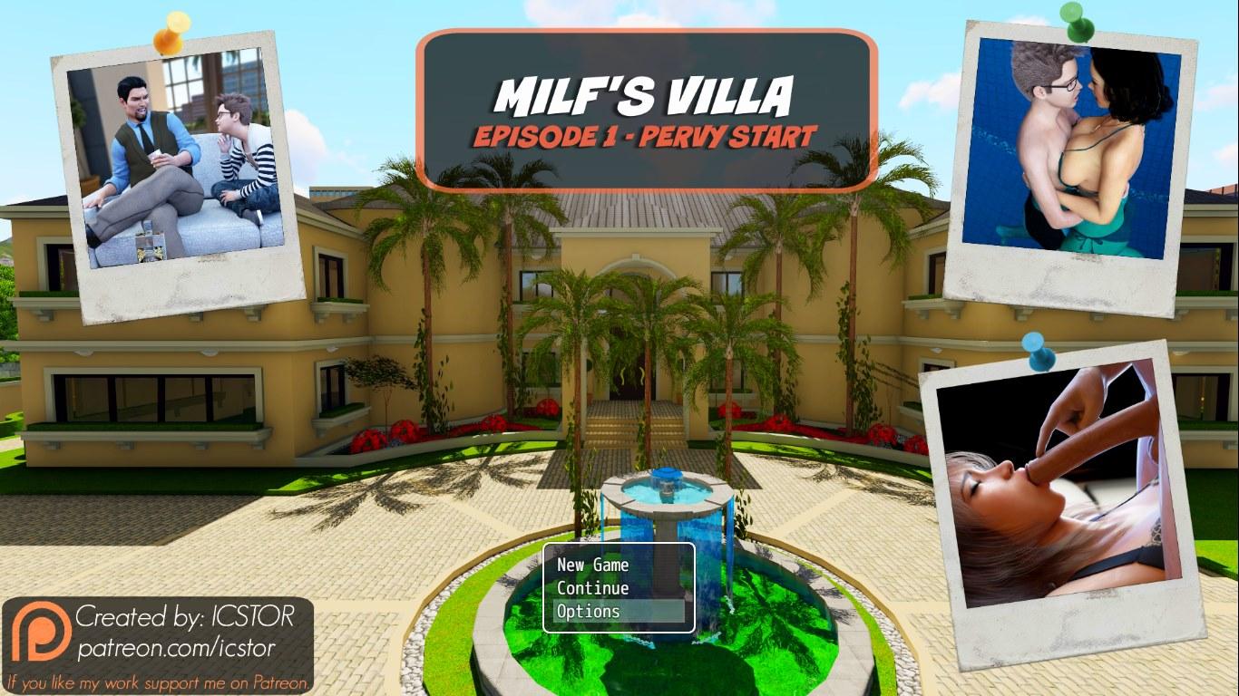 Kevin\'s Mom - Icstor - Milf\'s Villa