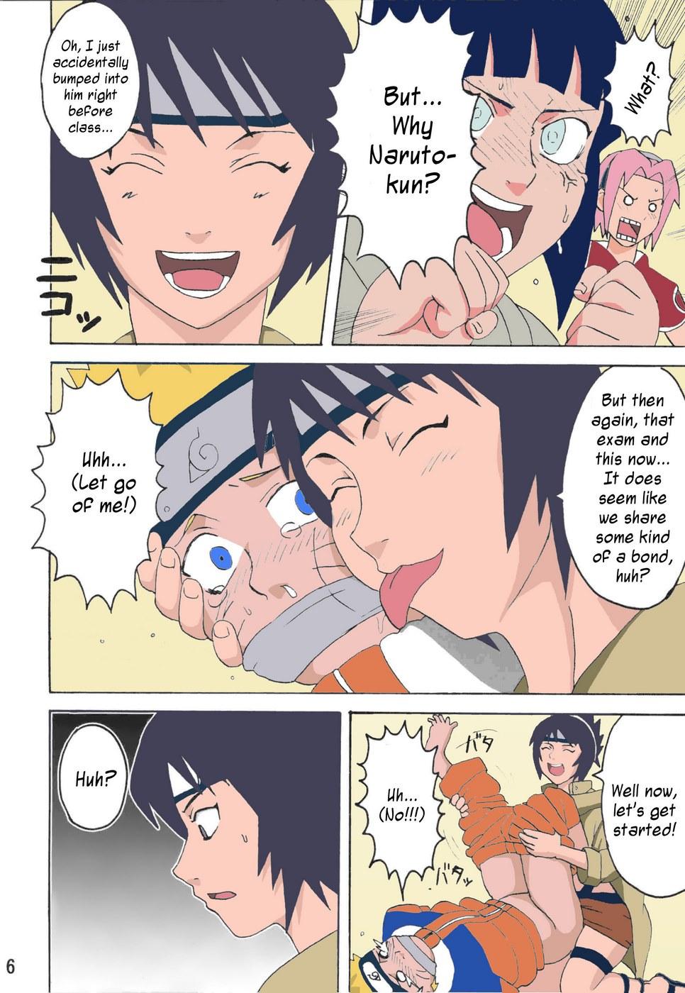 Naruto: Anko\'s Class