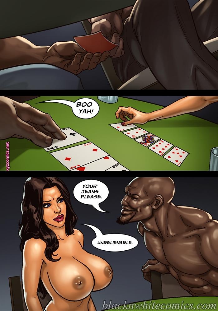 BlacknWhite- The Poker Game 2 - part 2