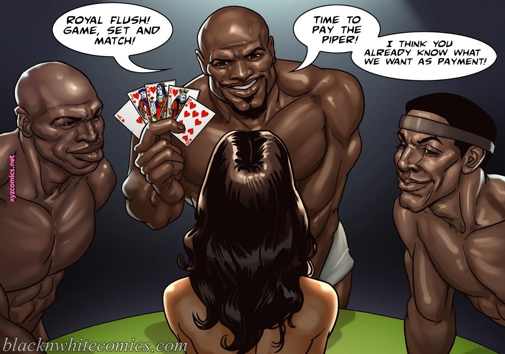 blacknwhite bu Poker Oyun 2 - PART 2