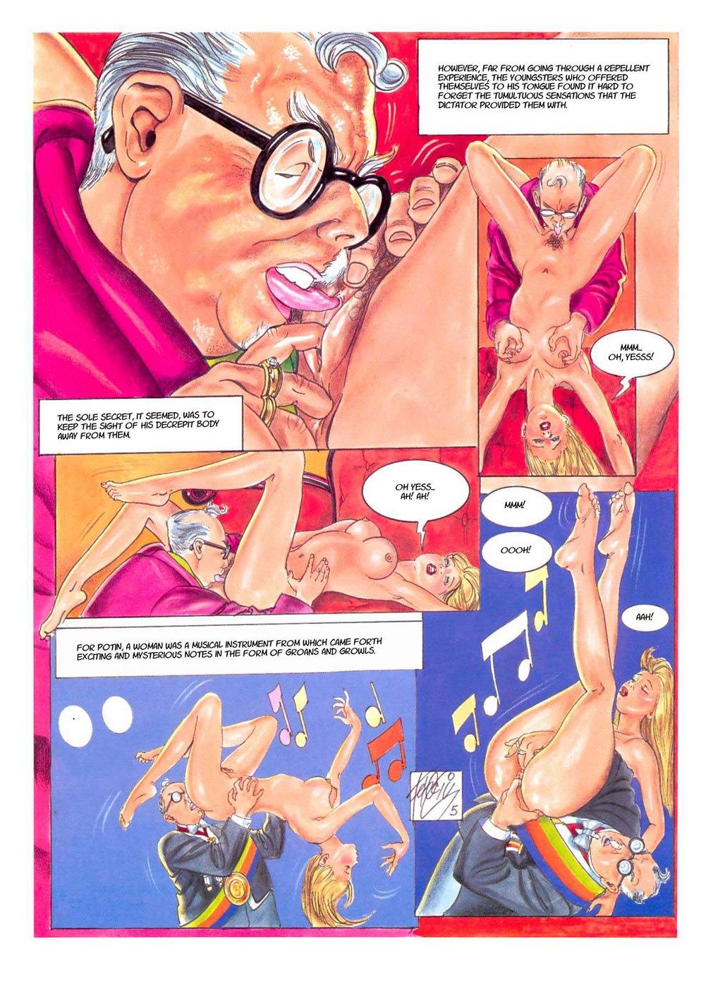School Of Erotic Sciences- Ferocius