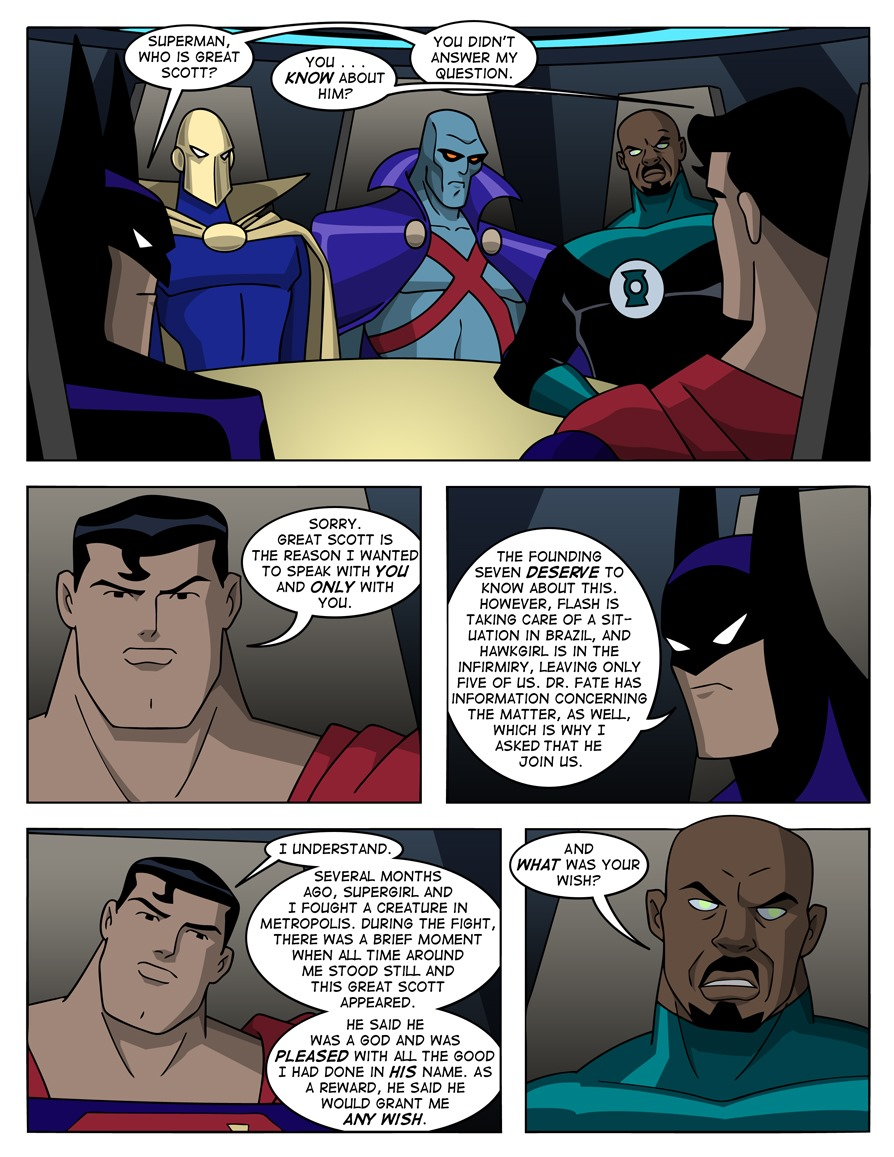 Justice League -The Great Scott Saga 3 - part 5