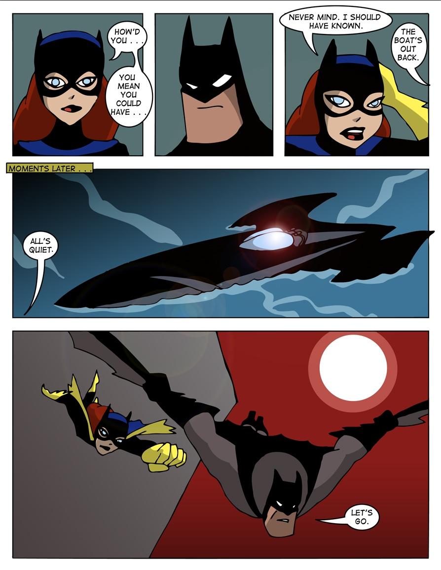 Great Scott Saga 2- Batman Fool Me Once - part 2