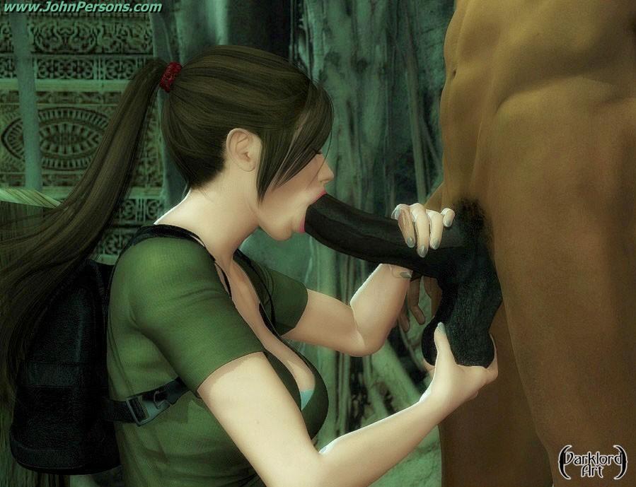 Relic Hunter- Lara Croft- Darklord - part 2