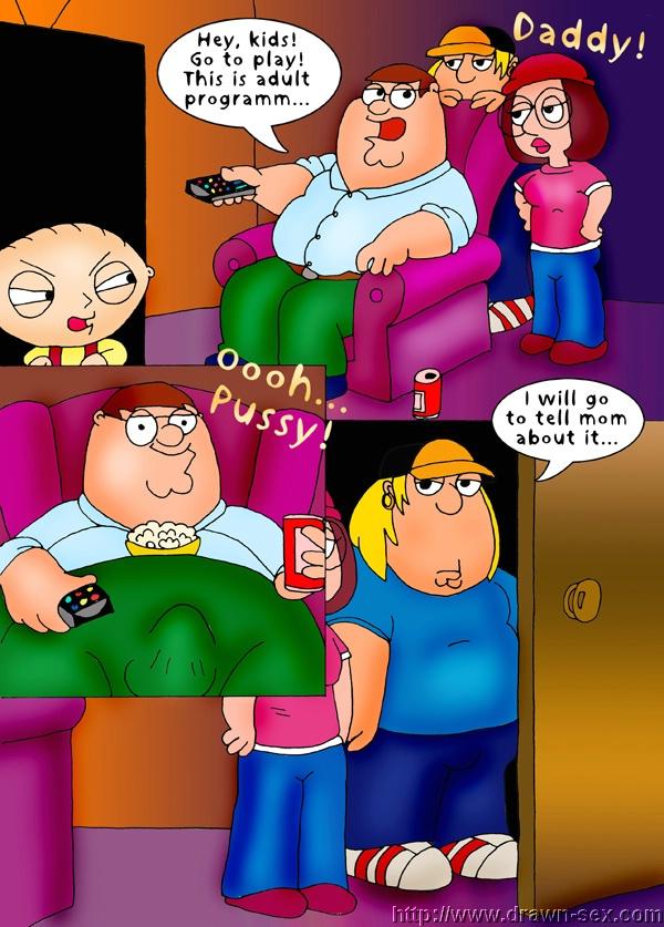 Family Guy - Exercise Help