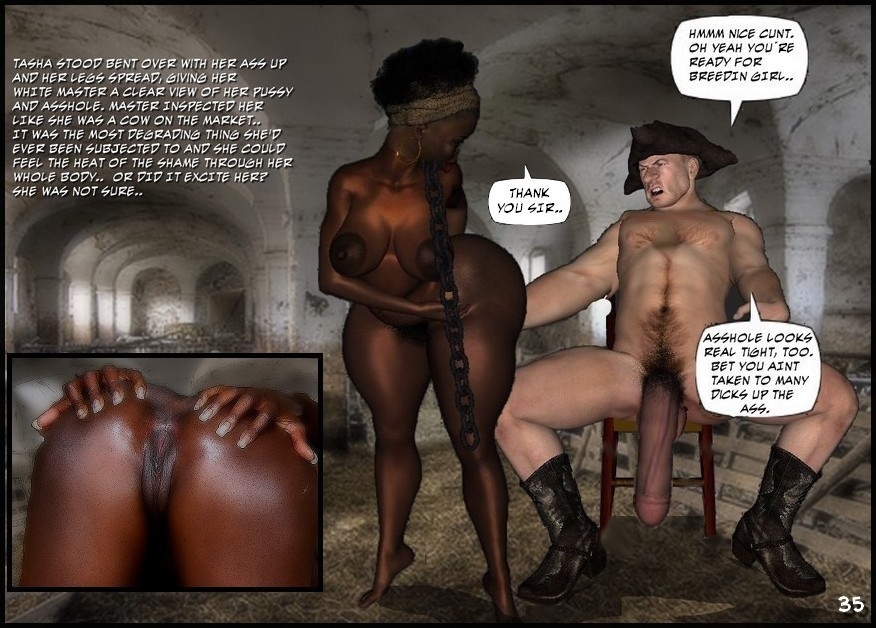 Breeding Sistas- Blackudders - part 3