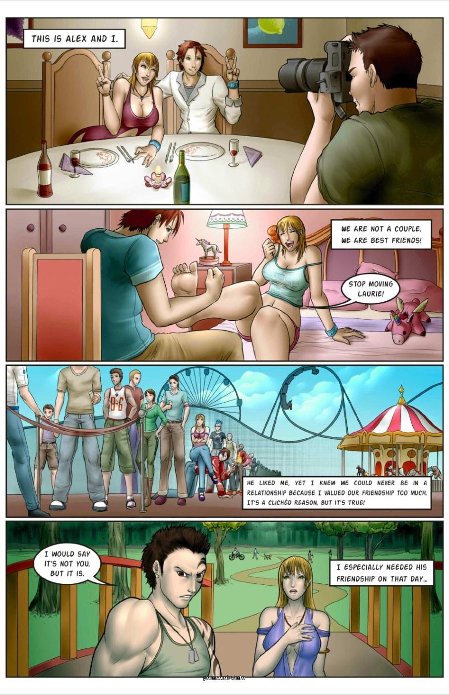 Breast Friends I - Bot Comics