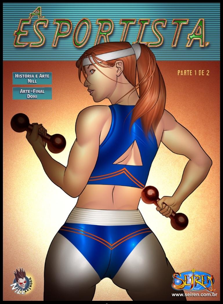 Seiren- The Sportsman 1 (English)