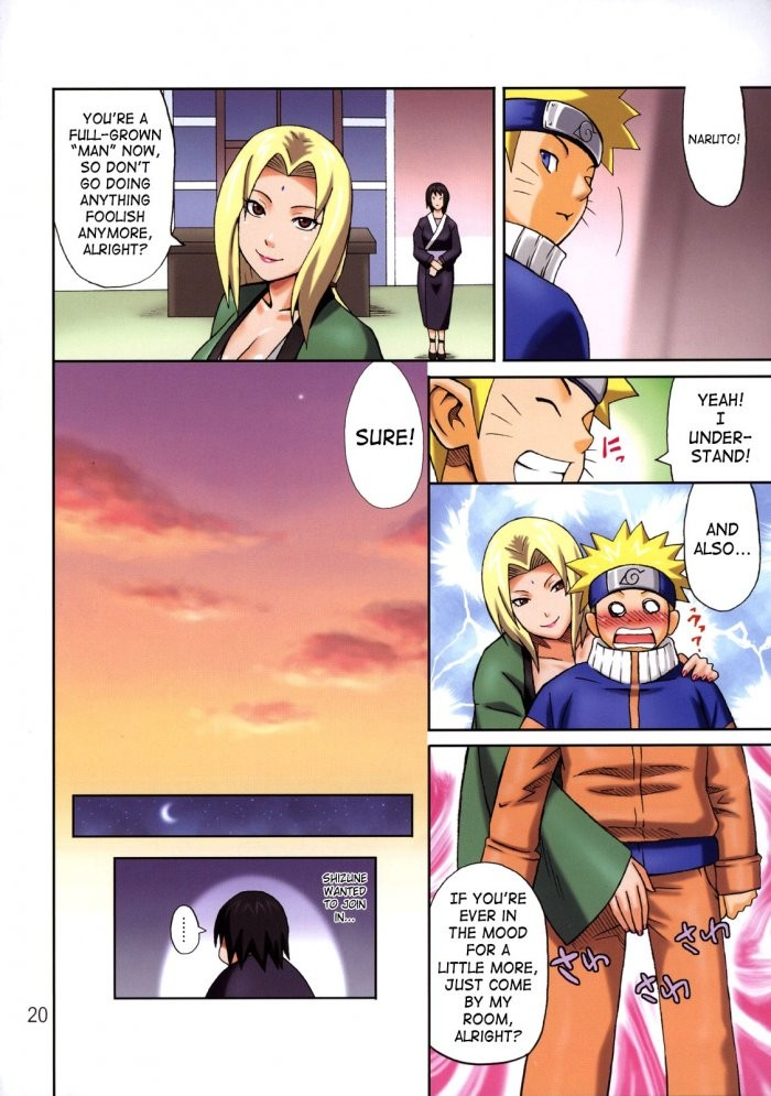 Naruto- Muchi Muchi Carnival - part 2