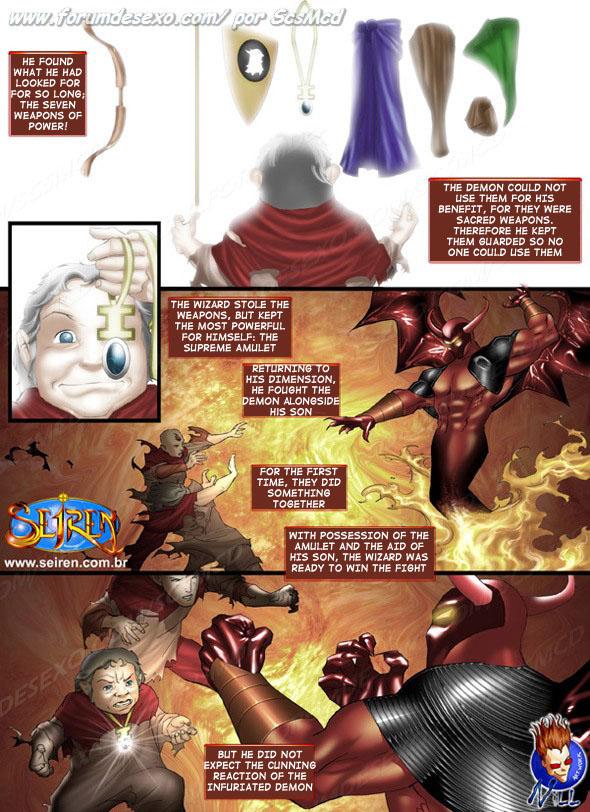 revelaciones seiren - Parte 6