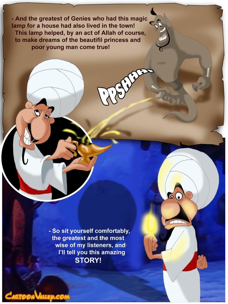 Aladdin- fucker from Agrabah