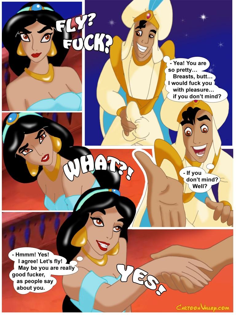 Aladdin- fucker from Agrabah - part 4