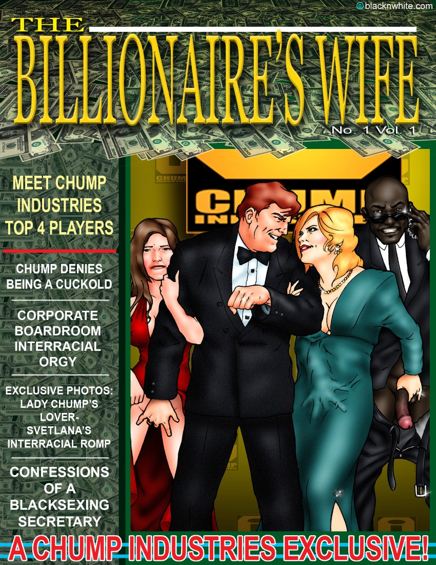Billionaire\'s wife 1- BlacknWhite