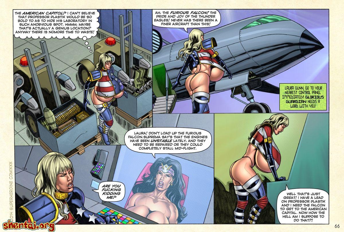 Superheroine Central- Laura Gunn - part 5