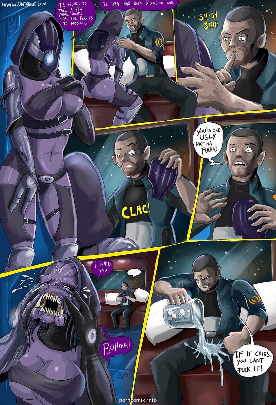 Shadbase- Short Comics - part 2