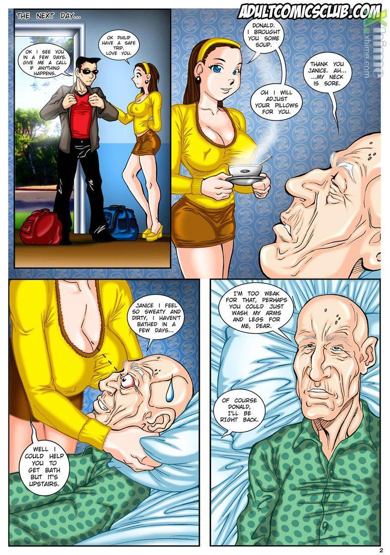 The Horny Step Father- Melkormancin