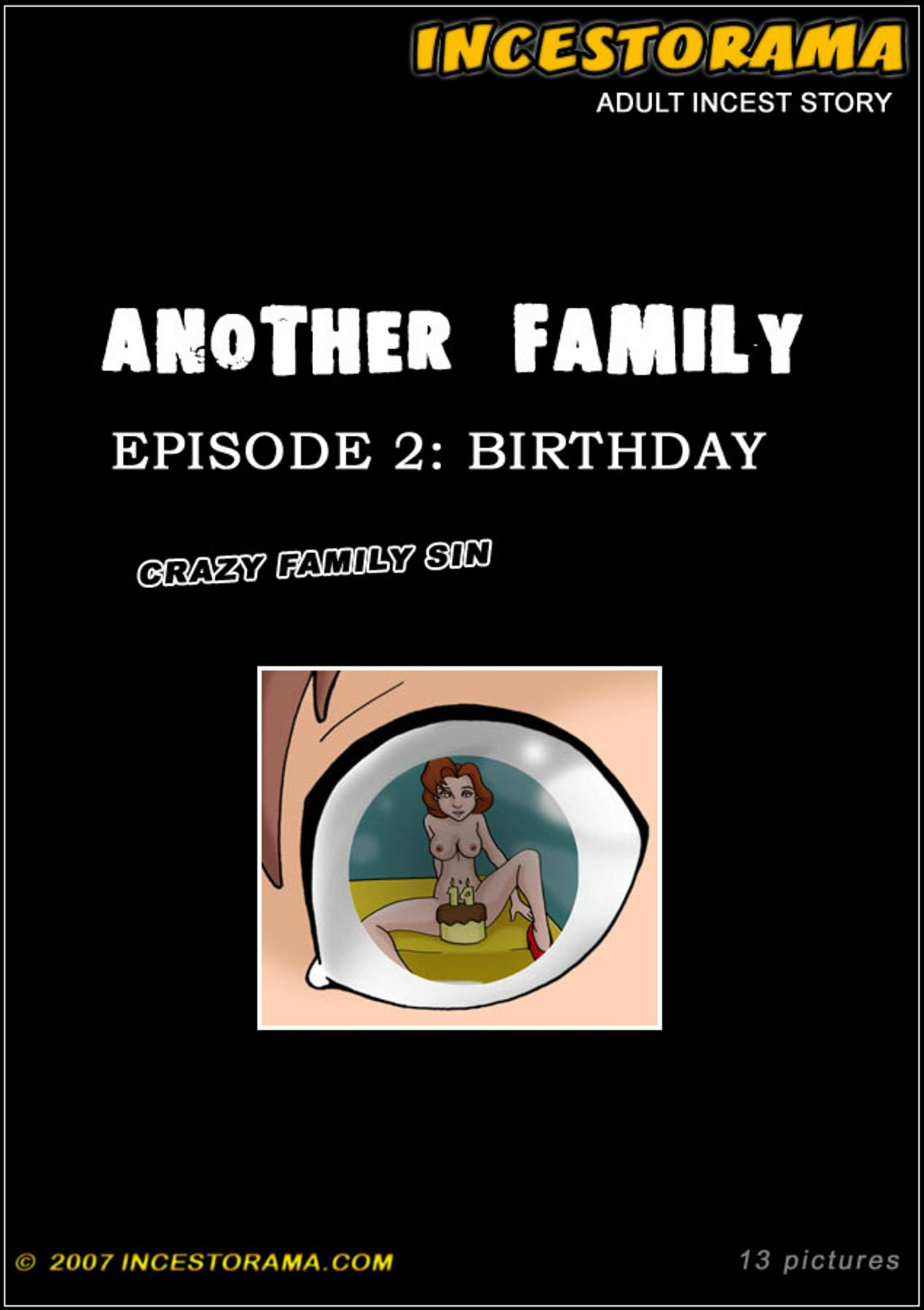 Another Family 2- Birthday