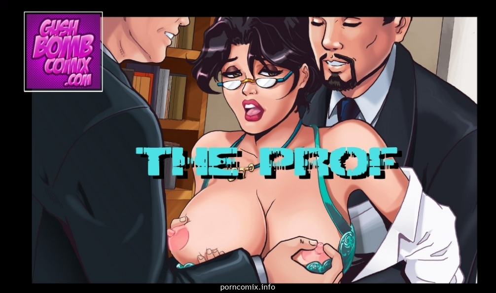 Gush Bomb-The Prof