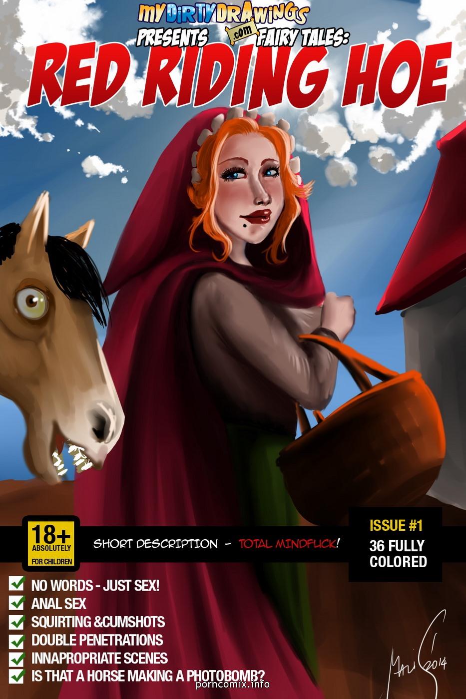 Mavruda - Red Riding Hoe