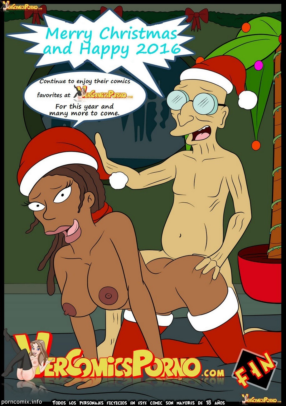 Futurama Christmas Delivery- Croc - part 2