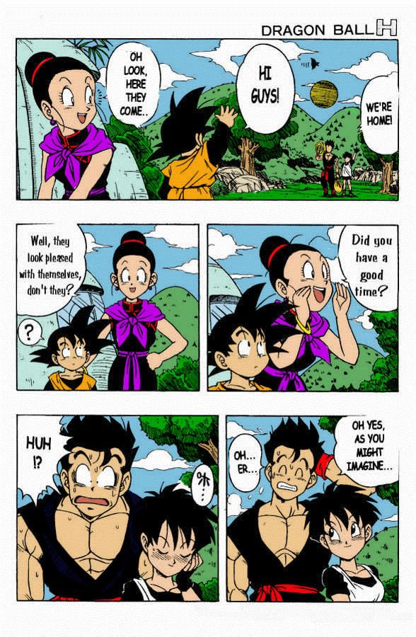 Garland- Dragon Ball H - part 2