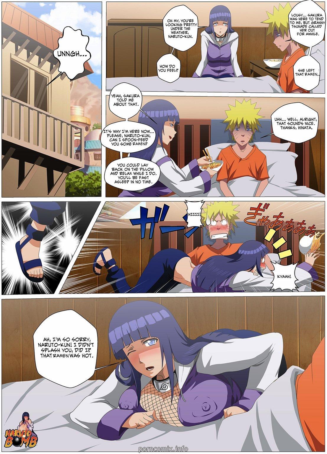 Naruto- Hinata love