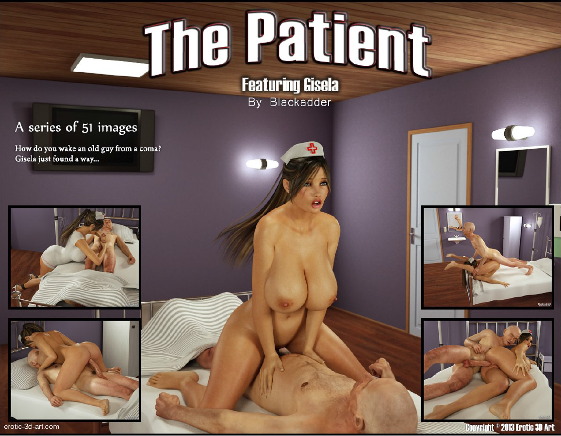 The Patient- Blackadder