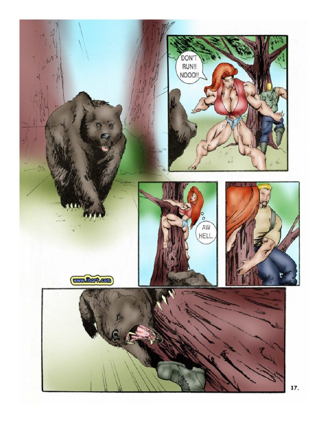 The Bear - part 2