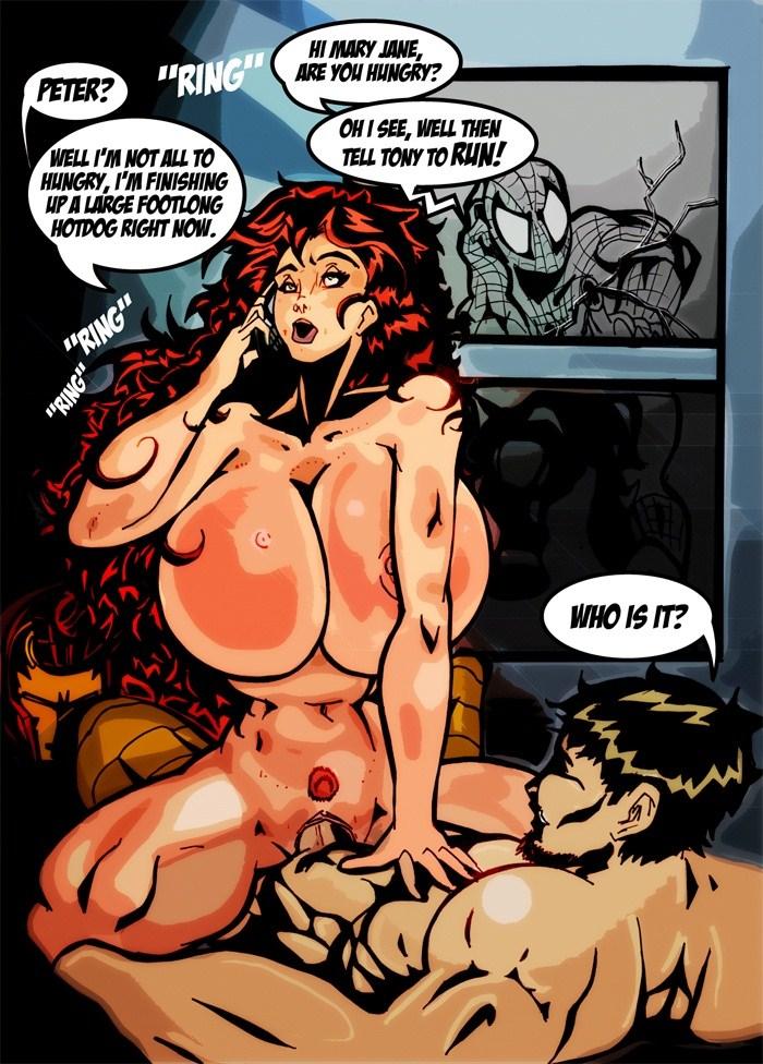 Slutty Adventures of Mary Jane