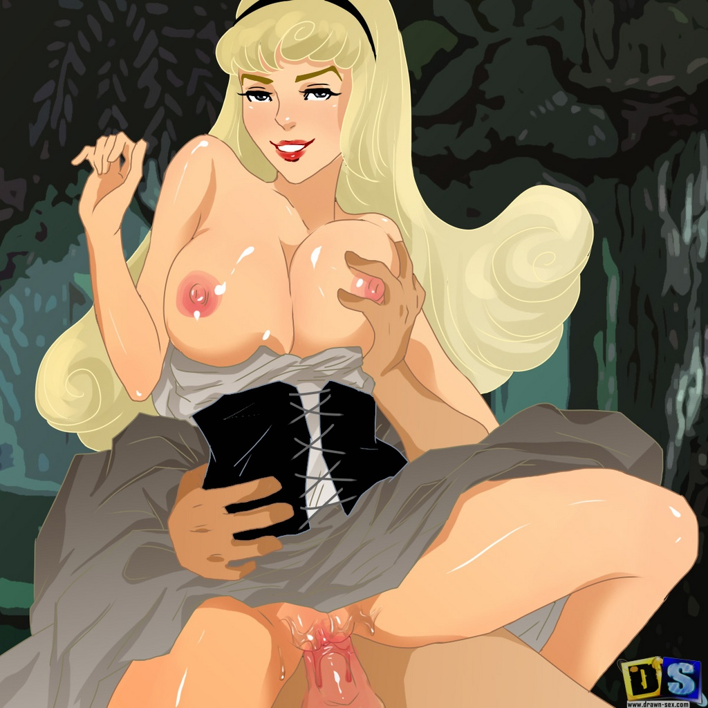 Sleeping Beauty Aurora- Drawn Sex