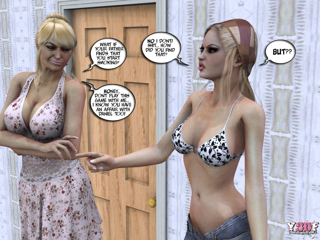 Y3DF- The Holiday\'s 3 - part 5