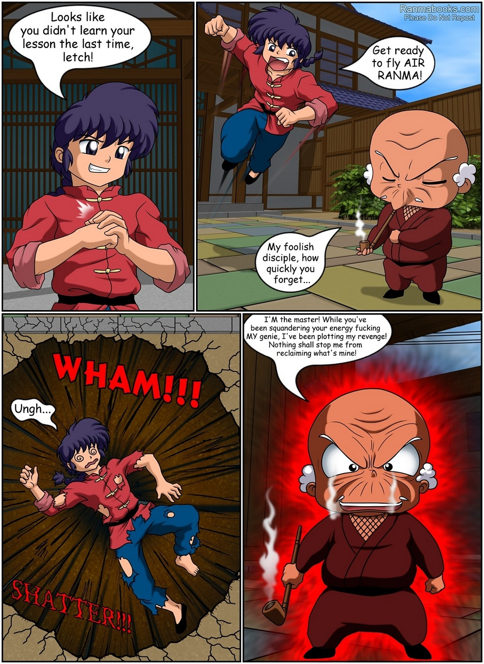 I Dream Of Ranma-Chan - part 5