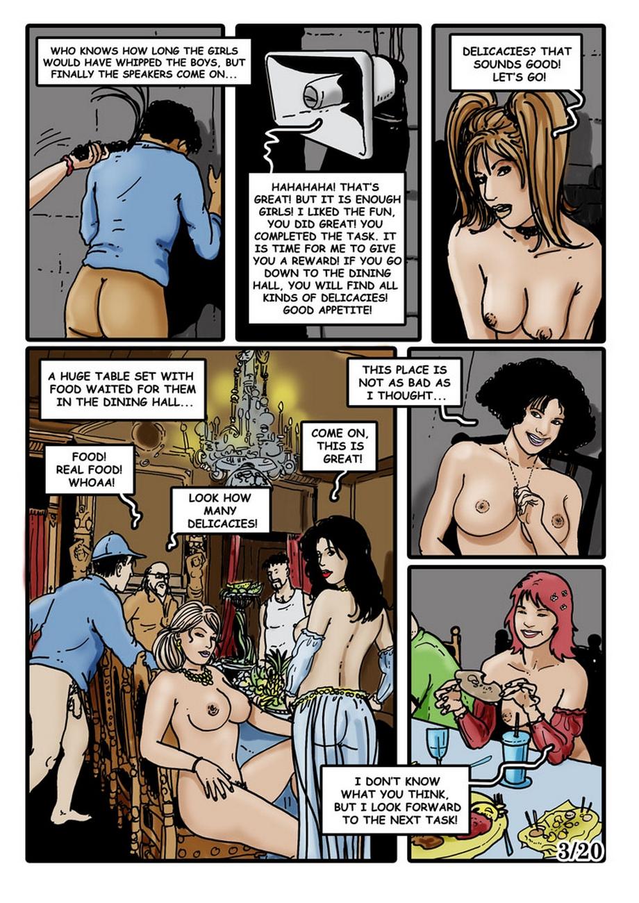 Sex Game 3 - part 2