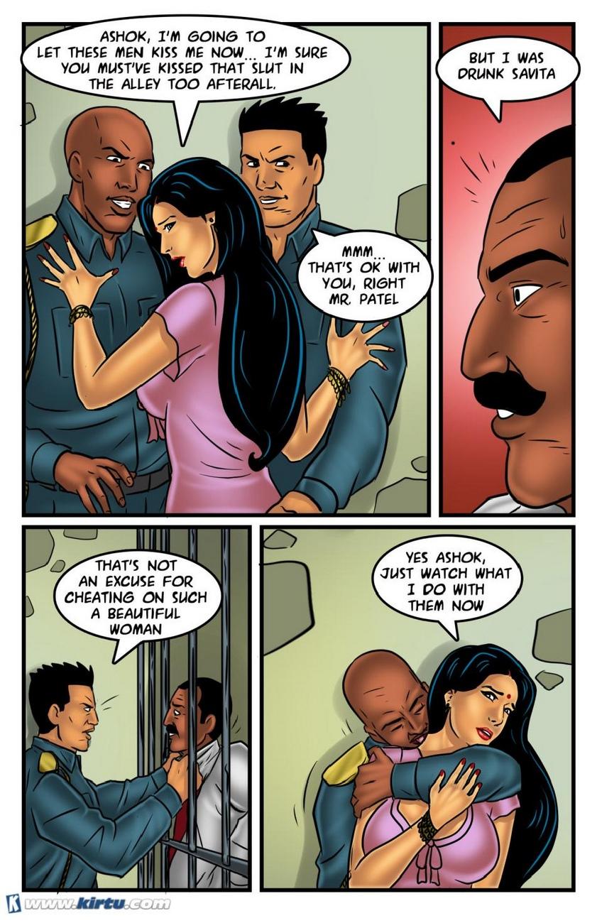 Savita Bhabhi 58 - A Wife\'s Sacrifice