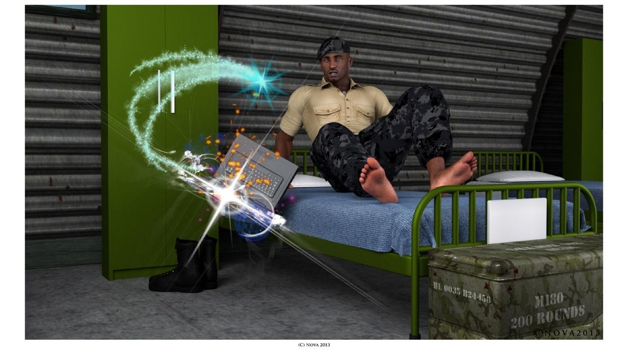 Gamers On Duty - Vanya