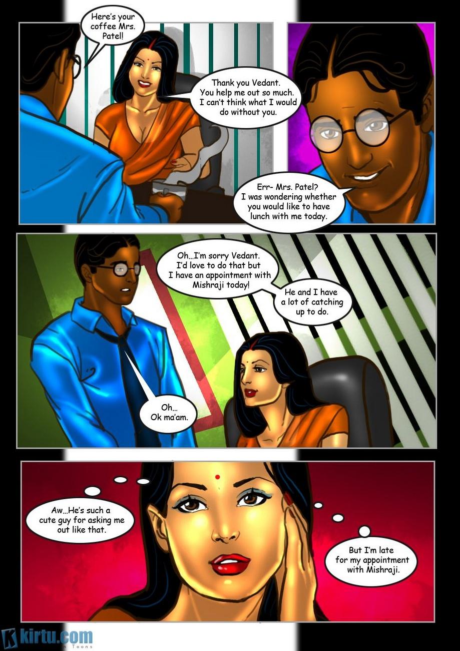 Savita Bhabhi 29 - The Intern